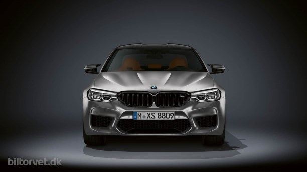 Mere må have mere – BMW M5 Competition