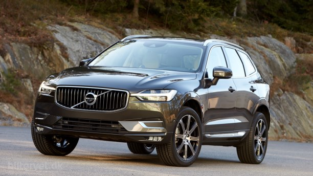 Ny Volvo XC60 afsløret i Geneve