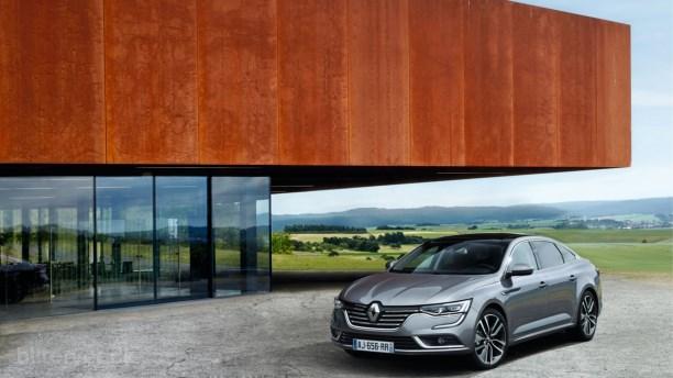 Ny Renault Talisman præsenteret