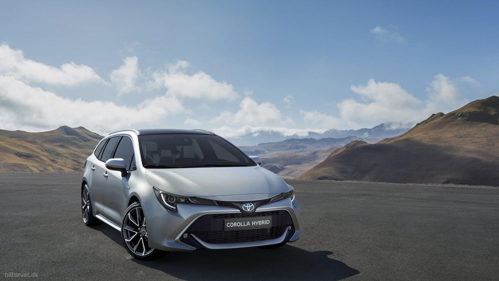 Nye Toyota Corolla