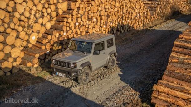 Nye EU-regler bremser salget af Suzukis charmetrold