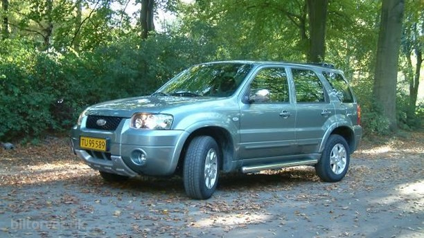 Ford Maverick XLT
