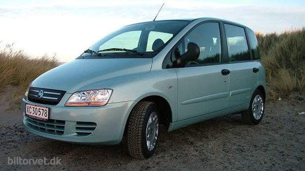 Fiat Multipla 1.6 Dynamic