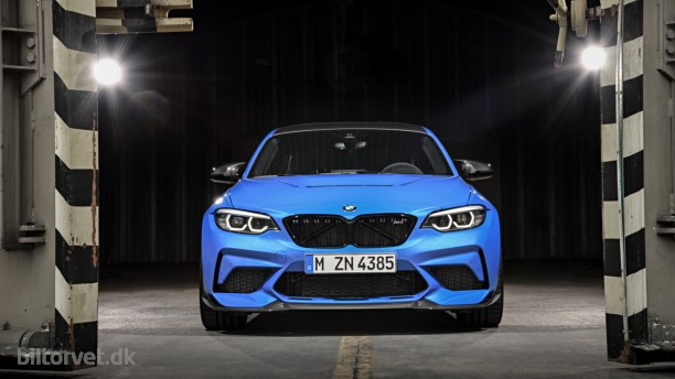 Den hidsigste hidsigprop – BMW M2 CS