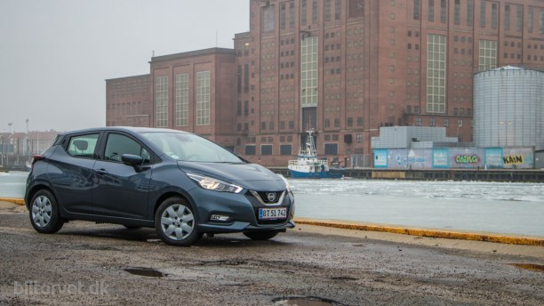 Nissan Micra diesel – pendlerbil på tilbud