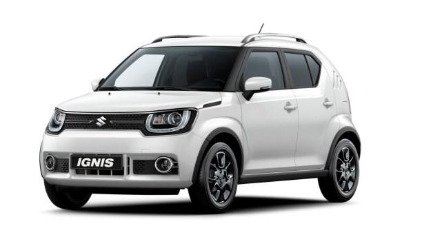 Suzuki præsenterer ny Ignis