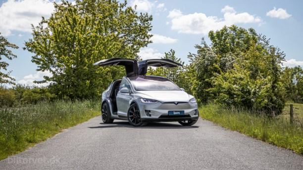 Den elektriske rumraket - brugttest af Tesla Model X