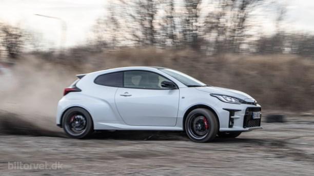 Rallymaskinen – derfor elsker vi Toyota GR Yaris