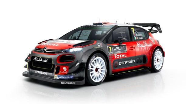 Citroën klar til WRC med ny C3