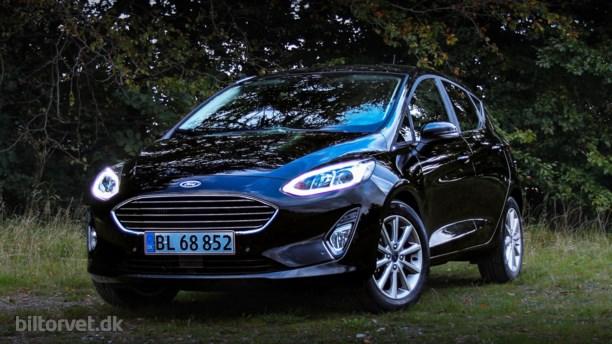 Ny Ford Fiesta - i en klasse for sig