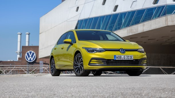 Grøn og fornuftig – vi kører Volkswagen Golf eHybrid