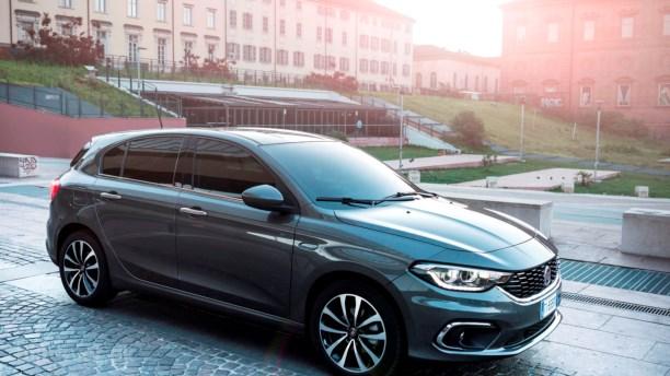 Danmarkspremiere på ny Fiat Tipo