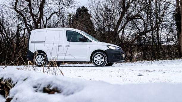 VW Caddy Cargo består svendeprøven i alle håndværk