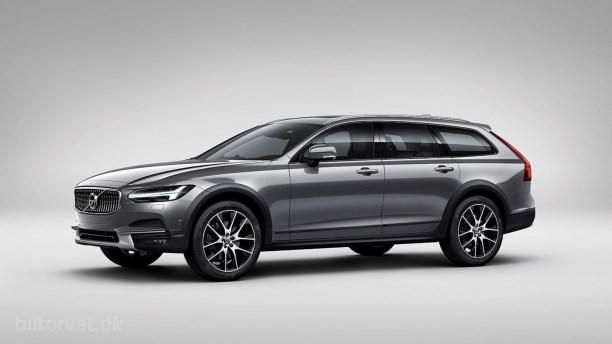 Volvo afslører ny V90 Cross Country