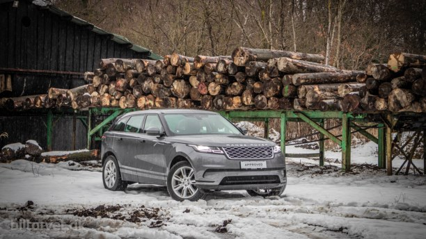 Til gården og til gaden - brugttest af Range Rover Velar