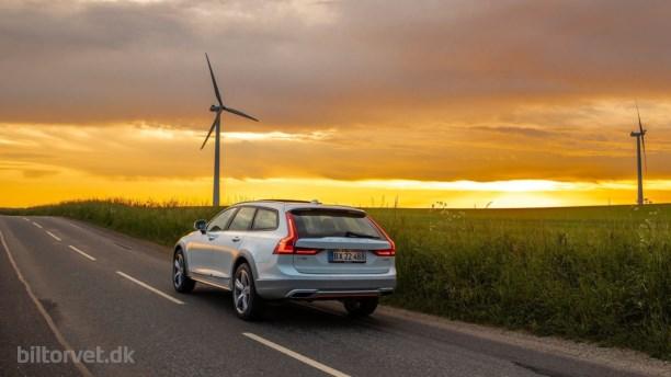 Piiiift: Volvo V90 CC Ocean Race vinder alle hjerter
