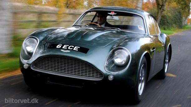 4.500 mandetimer og 48 millioner kroner – Aston Martin genopliver klassisk sportsvogn