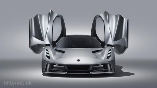 Lotus er tilbage med 2.000 hestes elektrisk superbil