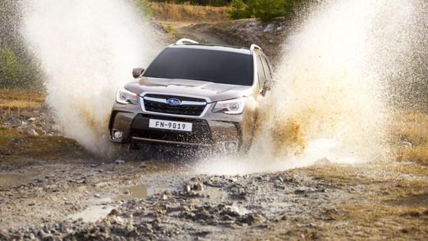 Subaru sælger flest firehjulstrukne biler i verden
