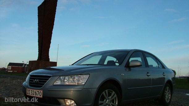 Hyundai Sonata 2,0 GLS CRDi