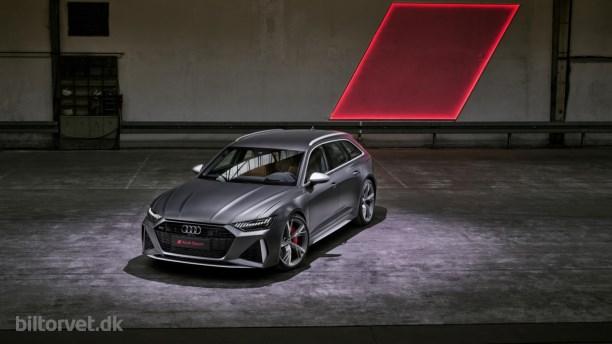 Den gale tysker – her er den nye Audi RS6 med 600 heste