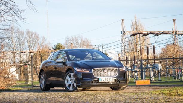 Jaguars luksus-SUV I-Pace får turbo på strømmen