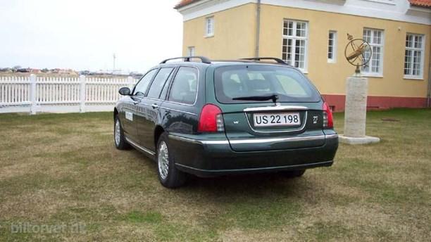Rover 75 2.5 V6 Tourer