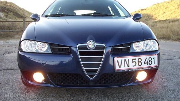 Alfa Romeo 156 2.4 M-Jet Sportwagon