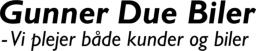 Gunner Due Biler Køge A/S