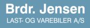 Brdr. Jensen LAST- OG VAREBILER A/S